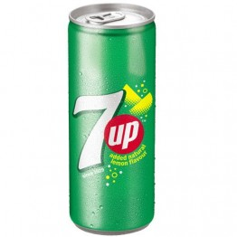 7 Up Soda Drink - Natural Lemon Flavor Soft drinks