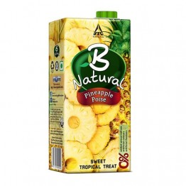 B Natural Juice - Pineapple Poise Fruit drinks & Juices