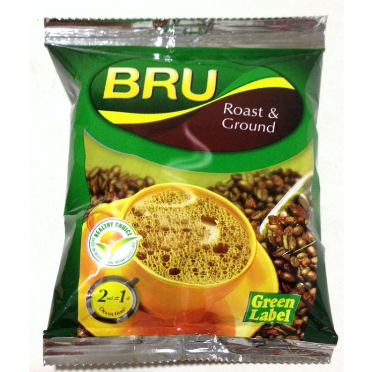 how to prepare bru instant coffee