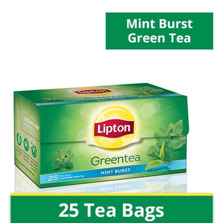 Lipton Green Tea Bags Healthy Style Guru Fashion Glitz