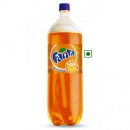 Fanta Soft Drink - Orange Flavor  Soft drinks