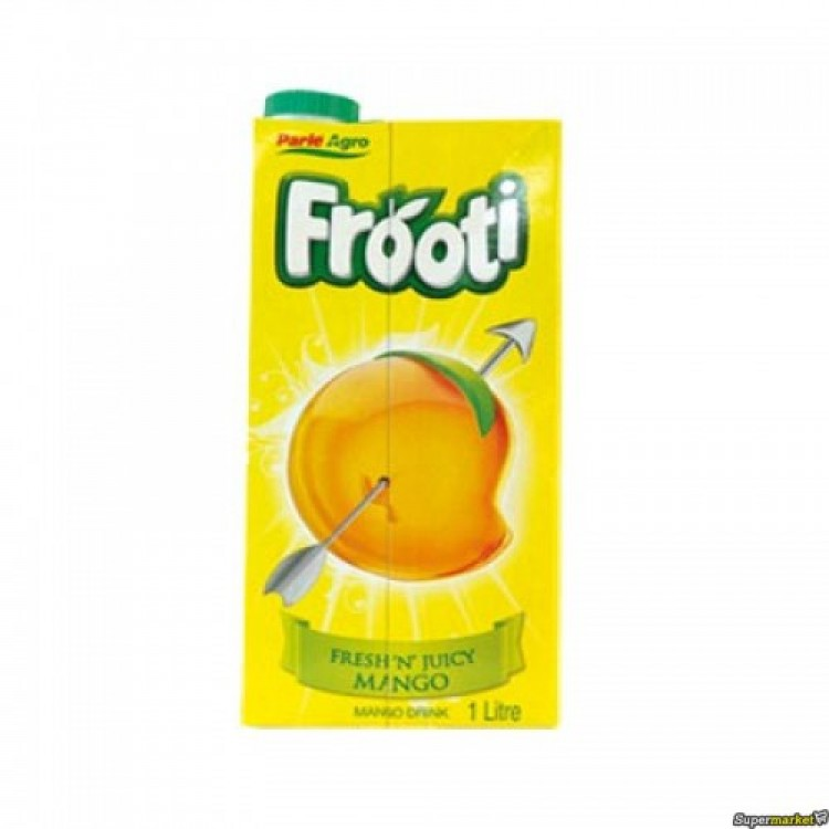 mango frooti Frooti is of indian origin and is associated with beverage industry it is a nutritional drink with mango flavours here is the marketing mix of frooti shows how it was launched in the year 1985 as a ready-to-serve drink and with time has occupied an important part of market share.