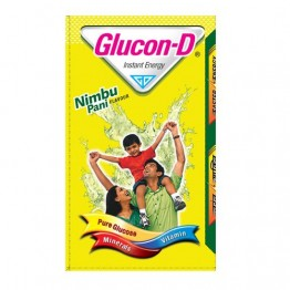 Glucon-D Pure Glucose - Nimbu Paani Energy drinks