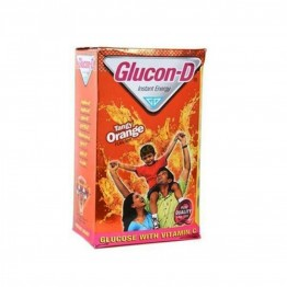 Glucon-D Pure Glucose - Tangy Orange Energy drinks