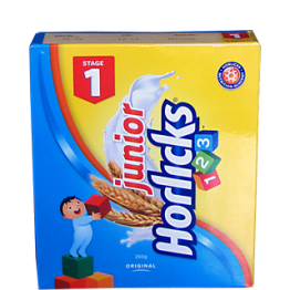 Horlicks Junior Health Drink - Original (Stage 1) Health drinks
