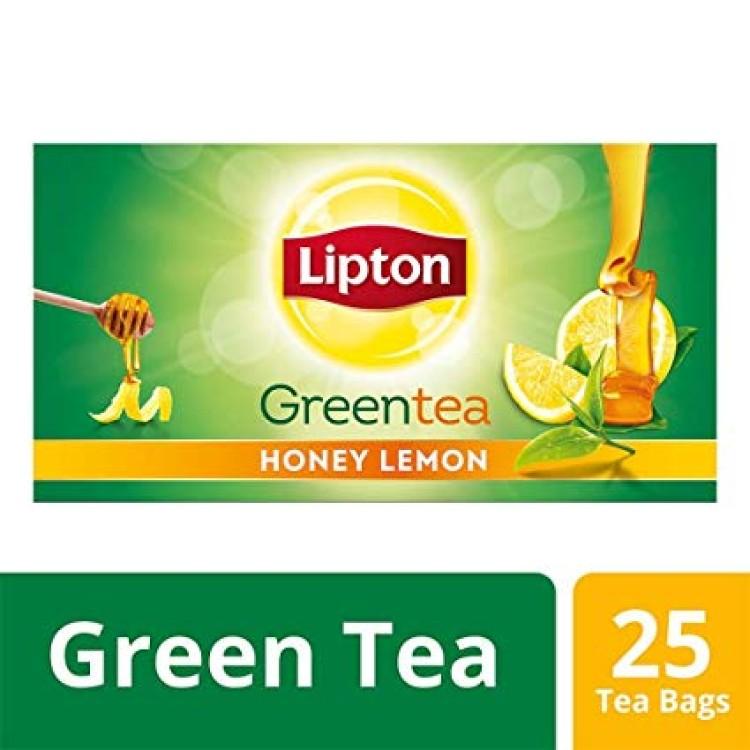 Lipton Green Tea Honey Lemon 25 Tea Bags