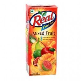 Real Fruit Juice - Mixed Fruit Fruit drinks & Juices