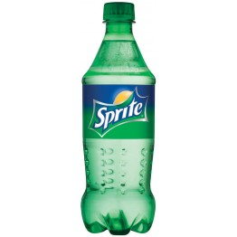 Sprite soft drink small Soft drinks