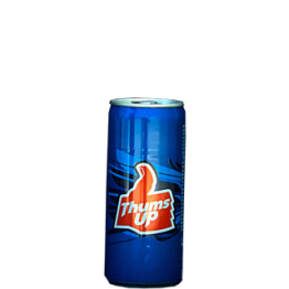 Thums Up Can Soft drinks