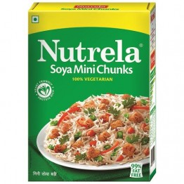 Nutrela Soya - Mini Chunk offers