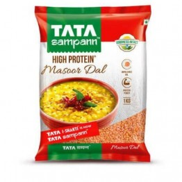 Tata Sampann Masoor Dal  - Unpolished daily Use