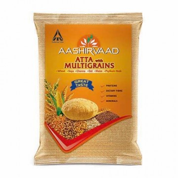 Aashirvaad Atta - Multigrains Flours, besan & others