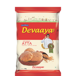 Daawat - Devaaya MP Wheat Atta Flours, besan & others