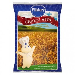 Pillsbury Atta - Chakki Fresh daily Use