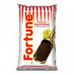 Fortune Kachi Ghani Pure Mustard Oil Ghee and Oils