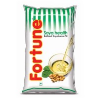 Fortune Refined Oil - Soya Bean 1Ltr Pouch