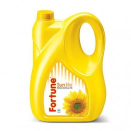 Fortune Sunflower Refined Oil - Sun lite Ghee and Oils