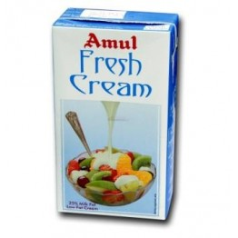 Amul Fresh Cream Ghee and Oils