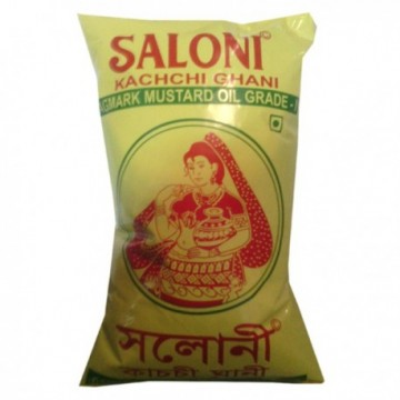 Saloni Sarso tel Mustard oil offers
