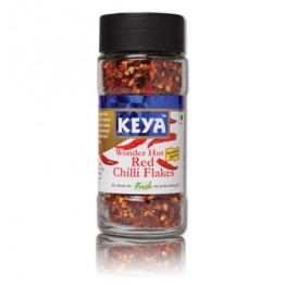 Keya Red Chilli Flakes