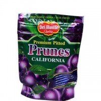 Pitted California Prunes