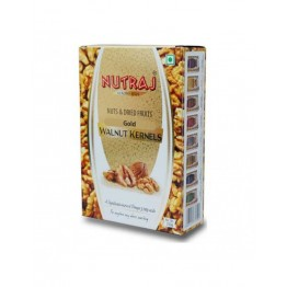 Nutraj Walnut Kernels Gold Dry Fruits