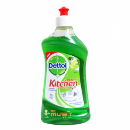 Dettol Kitchen Dish And Slab Gel Detergents