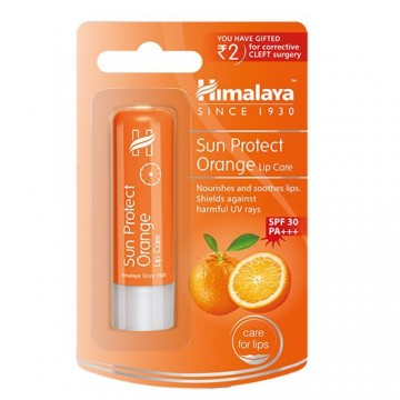 Himalaya Sun Protect Orange Lip Care Lip Care