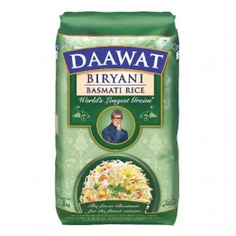 Daawat Basmati Rice - Biryani Rice & Rice Products