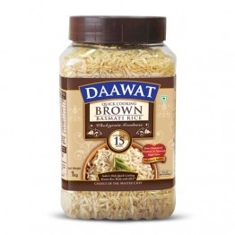 Daawat Basmati Rice - Brown (Quick Cooking) Rice & Rice Products