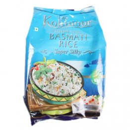 Kohinoor Basmati Rice - Authentic Super Silky Rice & Rice Products