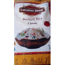 Lakshmi Bhog - Basmati Rice Classic 1Kg Rice & Rice Products