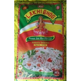Lakhi bhog ushna rice packet daily Use