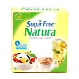 Sugar free Natura - Sweetener Sachets Sugar salt and Jaggery