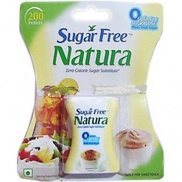 Sugar free Natura Sweetener Tablets Sugar salt and Jaggery
