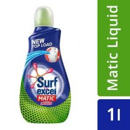 Surf Excel Liquid Detergent - Matic, Top Load Liquid Detergents