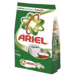 Ariel Detergent Powder - Complete + Morning Breeze Washing Powder