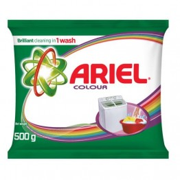 Ariel Detergent Powder - Colour & Style Washing Powder