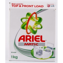 Ariel Matic - Front Load Washing Powder