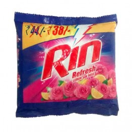 Rin Detergemt Powder - Refresh Lemon & Rose Washing Powder