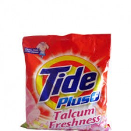 Tide Plus Detergent Powder - Talcum Freshness Washing Powder