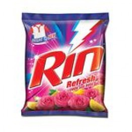 Rin Refresh Lemon & Rose Detergent Powder Washing Powder