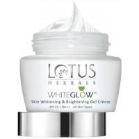 Lotus WhiteGlow Skin Whitening & Brightening Gel Creme  (40 g)