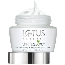 Lotus WhiteGlow Skin Whitening & Brightening Gel Creme  (40 g) Face Cream