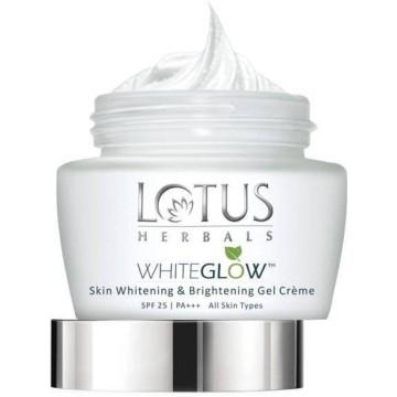Lotus WhiteGlow Skin Whitening & Brightening Gel Creme  (40 g) Face Cream