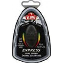 Kiwi Instant Shine Sponge - Express Shine (Black) Shoe Care