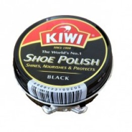 Kiwi Shoe Polish - Black Shoe Care