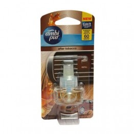 Ambi pur Car Air Freshener - After Tobacco Refill Car Freshner
