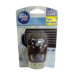 Ambi pur Car Air Freshener - Aqua Starter Kit Car Freshner