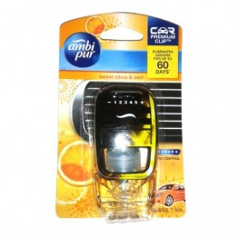 Ambi pur Car Air Freshner - Sweet Citrus & Zest Car Freshner